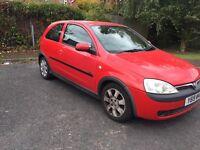 Vauxhall Corsa 1.2 Sxi **12 Months Mot **