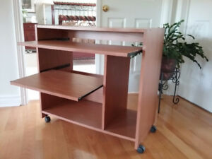 Computer Desk/Micro Wave Stand - Last Price Reduction!!!
