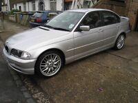 BMW 318 1.9 2001 petrol