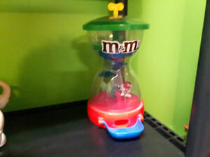 M&M collectable figure
