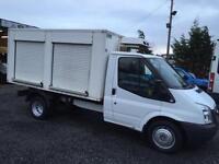 Ford Transit 2.2TDCi refrigerator truck 125PS EU5 LWB