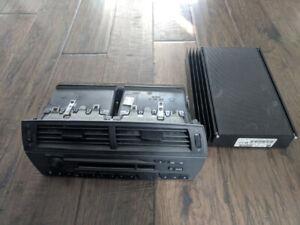 bmw Z4 e85 business radio and top hifi Carver amp