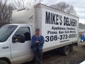 MIKE'S DELIVERY & JUNK HAULS 306 202 2893