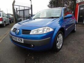 2005 Renault Megane 1.9 dCi 130 Dynamique 5dr [Euro 4],12 months mot,Warranty...