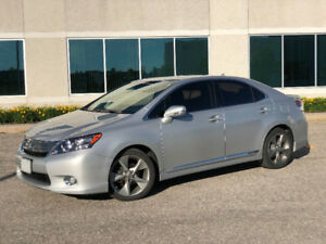 MINT Condition Clean 2010 Lexus HS250h Ultra Premium