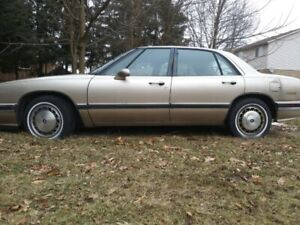 1994 buick lesabre not certified $600 or best offer.