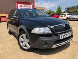 2007 Skoda Octavia 2.0 TDI PD Scout Estate 5dr Diesel Manual (170 g/km, 140