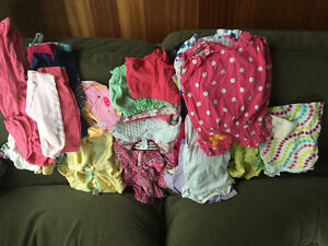 Girls Clothing - 3-6 months