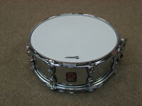 "NEW Premier 14"" Snare Drum Duncan Music"