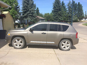 2007 Jeep Compass SUV, 4x4