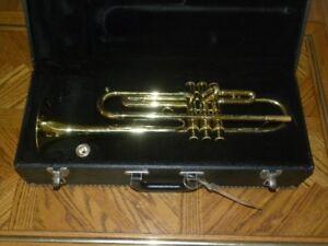 Besson Brass Trumpet