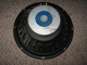 "12"" guitar speakers, Fender 8ohm and Celestion 16ohm $100 each"