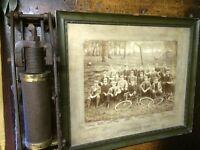 Veteran Bicycle Club Cathkin Glasgow Tweed Scottish