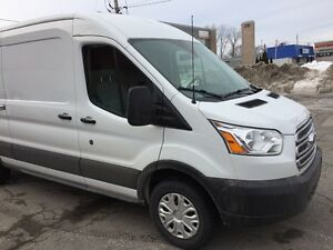 2015 Ford Transit Connect CARGO T-250 Fourgonnette, fourgon