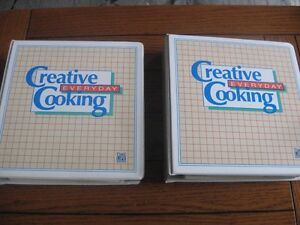 Creative Cooking Cookbook Collection London Ontario image 1