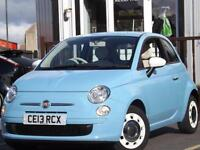 2013 Fiat 500 1.2 Colour Therapy 3dr 3 door Hatchback