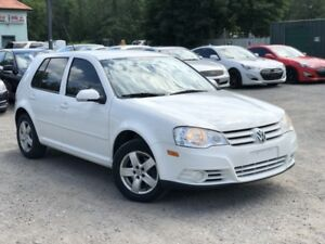 2009 Volkswagen City Golf No-Accidents Auto Power Group A/C