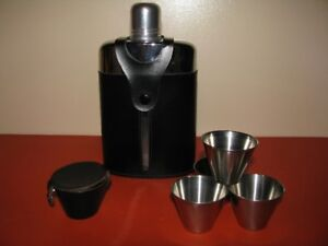Liquor Flask Set