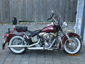 2014 Heritage Classic Softail