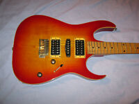 Vintage 1992 Ibanez EX 1700 (made in Korea)