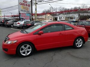 2011 Honda Civic LX, POWER SUNROOF, FREE WINTER TIRES INCLUDED!!