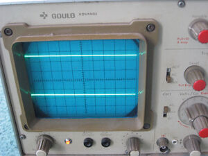 Oscilloscope Dual Trace Gould Advance OS250B 10MHz USED West Island Greater Montréal image 5