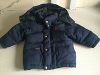 Ralph Lauren boys coat size 12 months