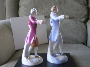 Royal Dux Porcelain Figurines - Bohemia Gentlemen Kitchener / Waterloo Kitchener Area image 3