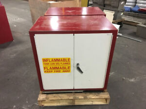 Flammable Storage Cabinets / Cabinet Inflamable