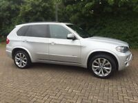 BMW X5, 2010, M Sport, 7 Seater with Sat Nav