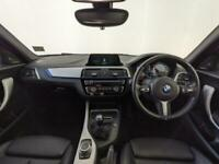 2018 BMW 118I M SPORT SHADOW EDITION HARMAN KARDON SOUND SAT NAV SERVICE HISTORY