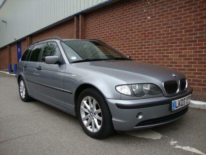 2005 bmw 320d auto estate lhd in chesham buckinghamshire gumtree. Black Bedroom Furniture Sets. Home Design Ideas