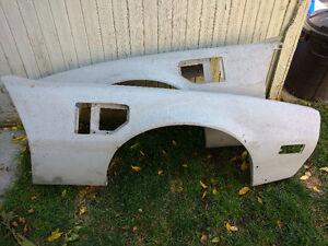 Firebird/Trans Am Parts - Fenders, door skin, trunk, rockers,etc