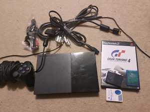 Ps2 with game