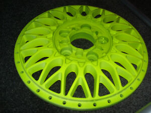 Wheel painting or powdercoat services! any wheel size and colour West Island Greater Montréal image 2