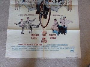 "Harry and Walter Go to New York Original Movie Poster 27 x 41"" London Ontario image 3"