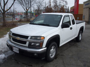 2006 chev colorado pickup extended cab,--- sell or trade--