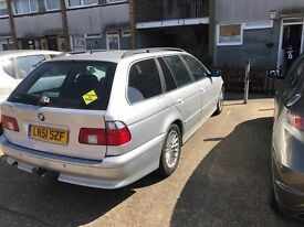 BMW 530 Diesel FOR PARTS
