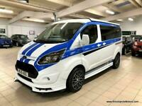 2015 Ford Transit 2.2 TDCI 270 LR [CAMPER / DAY VAN WITH POP TOP ROOF & BODY KIT