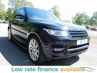 Land Rover Range Rover Sport SDV6 HSE OVER 5K OF EXTRAS!