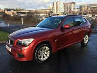 2011 BMW X1 XDRIVE18D M SPORT ESTATE DIESEL
