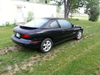 1999 Pontiac Sunfire - safetied and etested