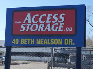 SAVE BIG THIS SUMMER WITH ACCESS STORAGE - STORAGE SPECIALS