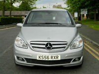 2006 56 REG MERCEDES-BENZ B180 CDI CVT SE WITH FULL SERVICE HISTORY+TOP SPEC