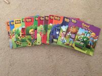 12 Bob the Builder Books