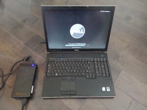 FHD Screen Dell Precision M6400 64Bit 2 Core 2.67GHz/4GB/320GB