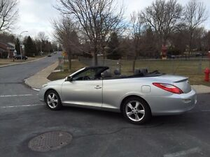 2007 Solara SLE convertible  West Island Greater Montréal image 2