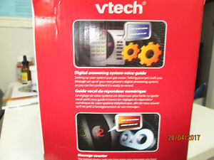 New Vtech  Cordless phones 4 with Digital answering system