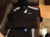 Mans clothes brand new adidas