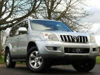2004 Toyota LAND CRUISER 3.0 LC5 8-SEATS D-4D 5d 161 BHP Estate Diesel Automatic